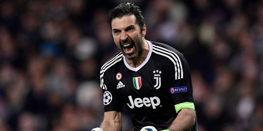 5 Momen Terbaik Gianluigi Buffon Sepanjang Karier, Salah Satunya Gelar Eropa
