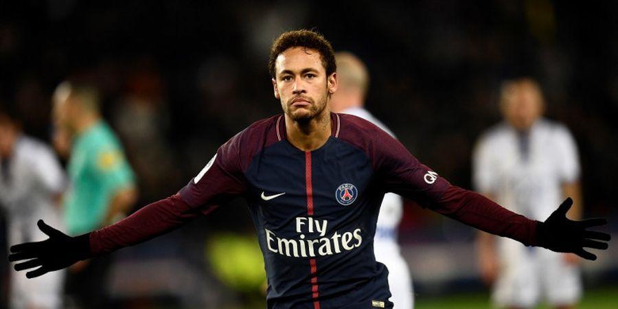 Neymar Bisa Saja Pindah ke Real Madrid, tetapi...