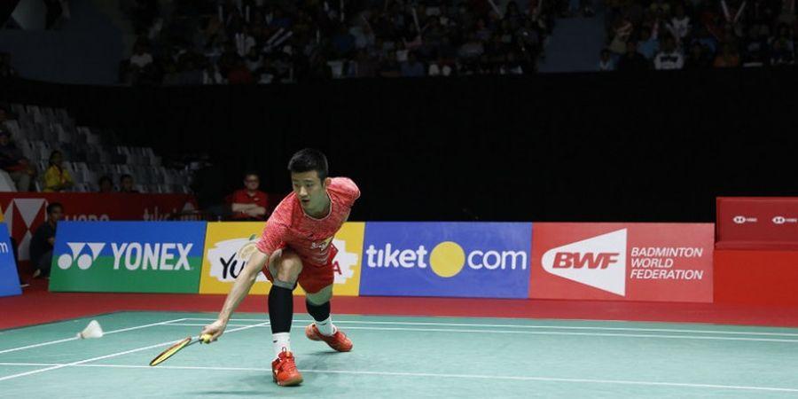 Tunggal Putra China Dapat Berkah dari Pengunduran Olimpiade 2020