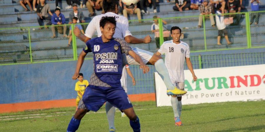 PSIM Yogyakarta Pulangkan Eks PSS Sleman