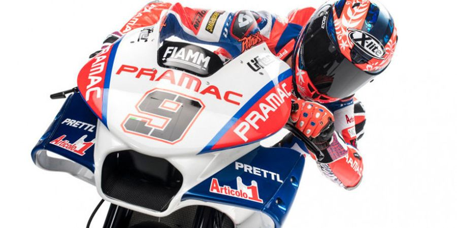 Danilo Petrucci Siap Berjuang Keras demi Masuk Tim Ducati