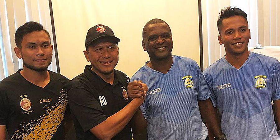 Pelatih Persiba Ungkap Penyebab Kekalahan Timnya dari Sriwijaya FC