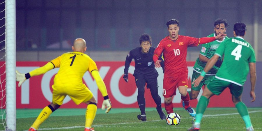 Saingi Firza Andika, Bintang Vietnam Selangkah Lagi Gabung Klub Belgia