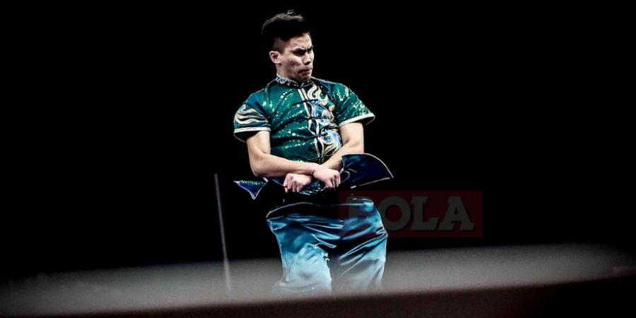 Sumbang Medali Pertama Asian Games 2018, Pewushu Edgar adalah Pelajar yang Jenius