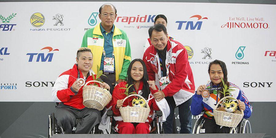 Atlet Disabilitas Jadi Pelepas Dahaga Prestasi Olahraga Nasional