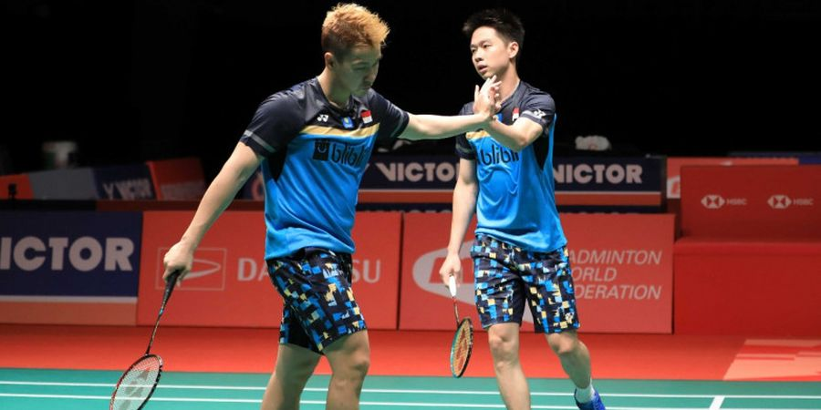 Link Live Streaming Final Malaysia Masters 2019