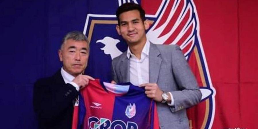 Pascagagal di SEA Games 2019, Pemain Malaysia Dapat Kontrak Baru dari Klub Jepang