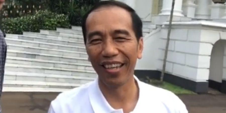China Open 2018 - Presiden Jokowi Berikan Apresiasi atas Kemenangan Anthony Ginting