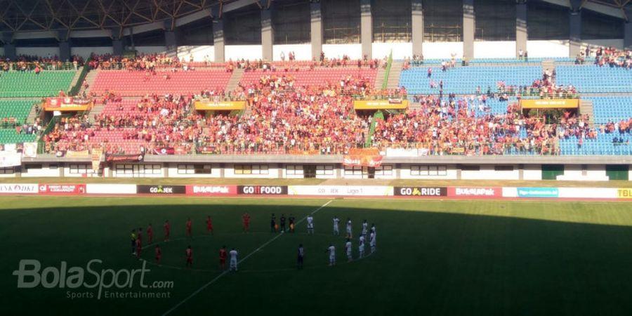 Persija Terancam Kembali Alami Masalah Stadion untuk Laga Kandang