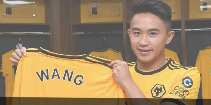 Remaja Berbakat Berdarah China yang Masuk List 60 Talenta Berbakat di Dunia Resmi Diikat Wolverhampton Wanderers