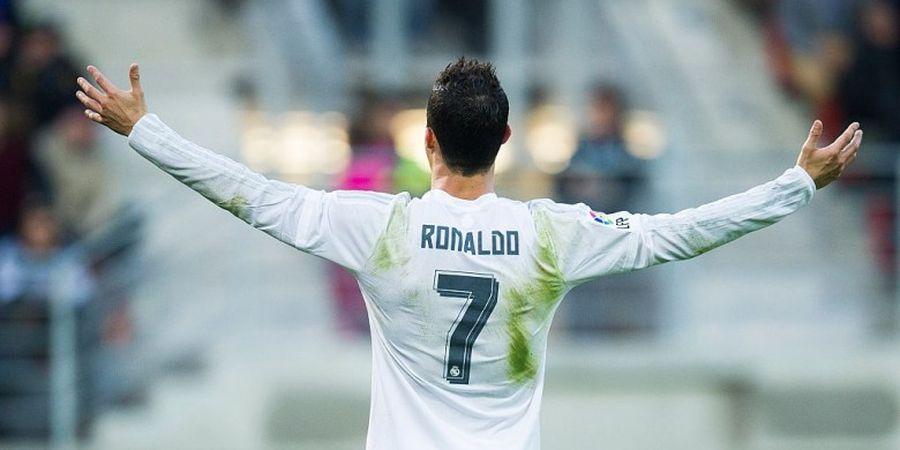 Tumpul, Ronaldo Masih Dipercaya Jadi Eksekutor Tendangan Bebas