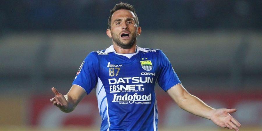 Persib Bandung Vs Bali United - Laga Emosional Para Mantan