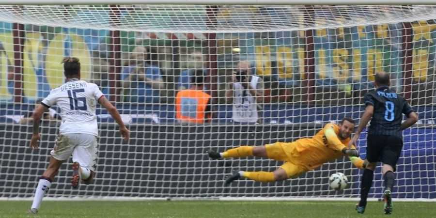 Samir Handanovic Dikabarkan Ikat Kontrak di Inter Hingga 2019