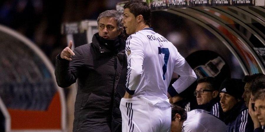 'CR7 dan Mourinho Merapat ke Paris Saint-Germain'