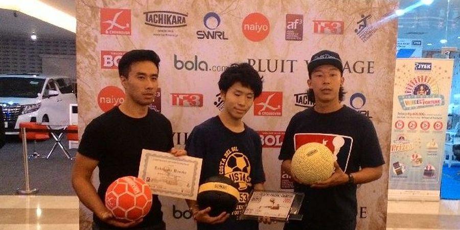 Nam The Man Berharap Kejuaraan Freestyle Bisa Sering Digelar di Jakarta