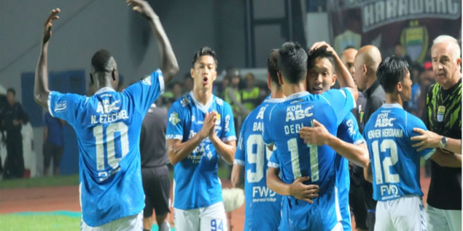 Persib Bandung Ingin Gunakan Stadion Arcamanik untuk Latihan