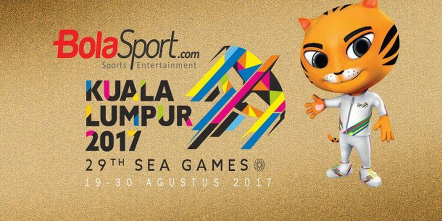 Klasemen Perolehan Medali SEA Games hingga Selasa Malam