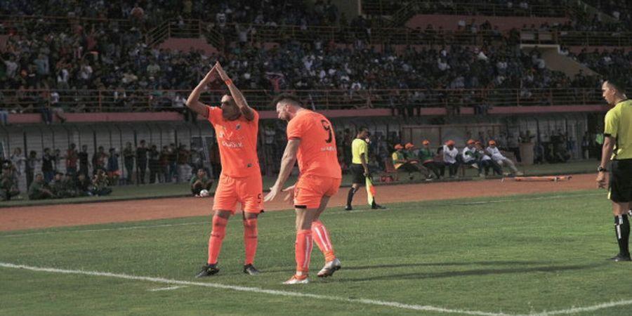 Senang Kembali ke Persija, Jaimerson Xavier Termotivasi Mengulang Kejayaan di Liga Champions Asia