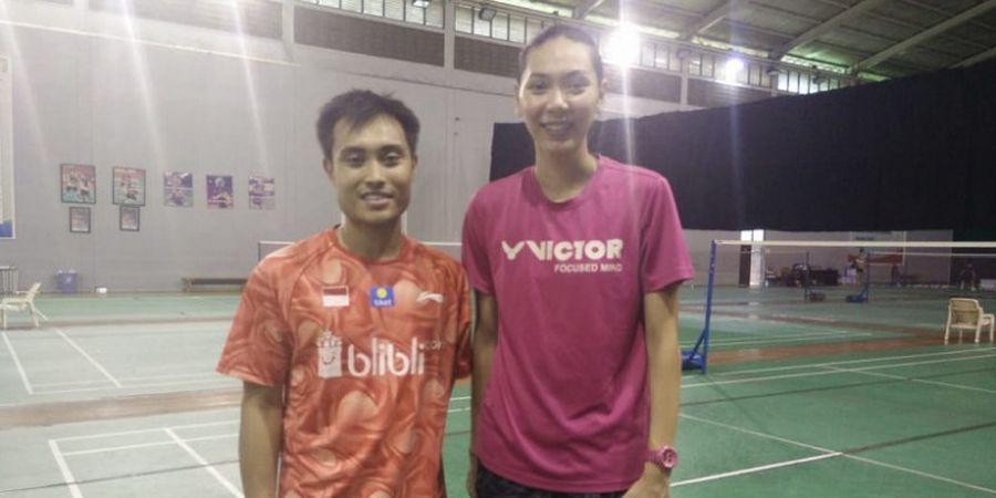 Hafiz/Gloria Percaya 2 Ganda Campuran Indonesia Lolos Olimpiade 2020