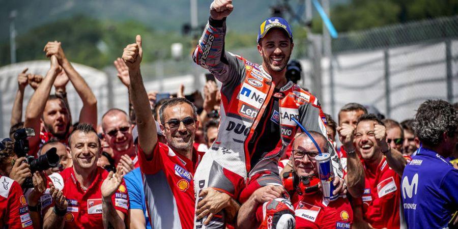 Andrea Dovizioso Prediksikan Pebalap yang Akan Jadi Bintang Masa Depan MotoGP