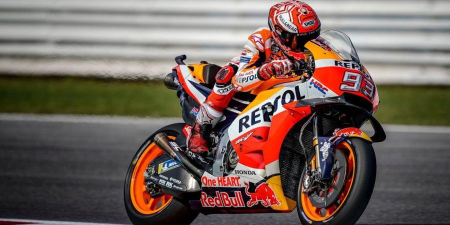 Tes Pramusim MotoGP 2019 - Marquez Tercepat, Rossi Urutan ke-6
