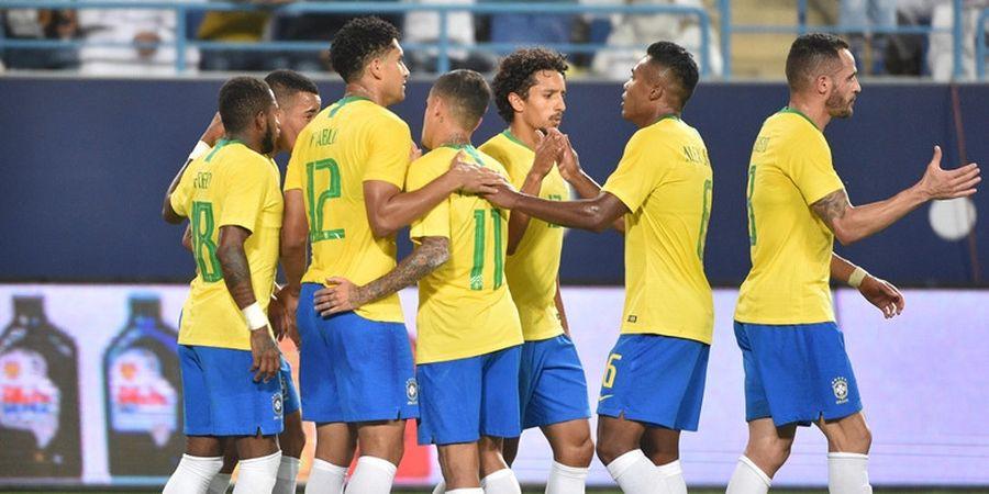 Rapor Timnas Brasil Pasca-Piala Dunia 2018, Sempurna Tanpa Cacat