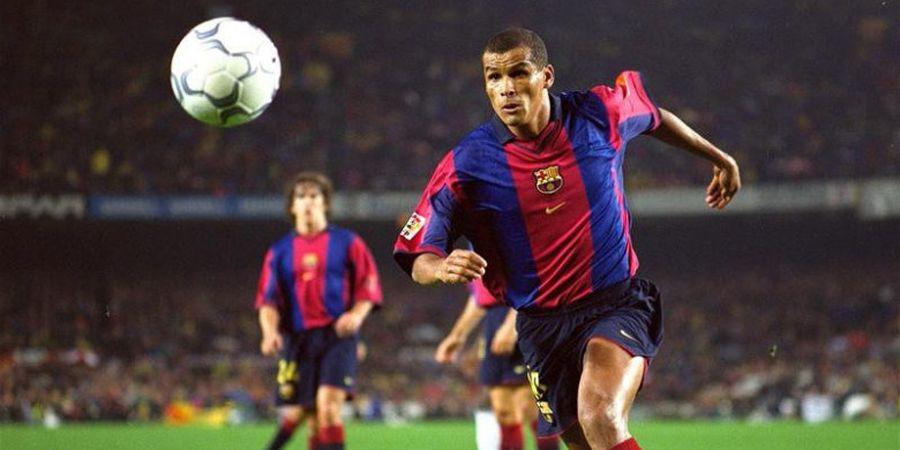 Rivaldo Sarankan Barcelona Beri Hukuman untuk Ousmane Dembele