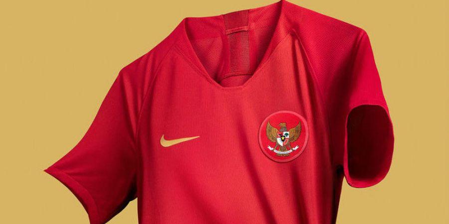Penampakan Jersey Timnas U-23 Indonesia dengan Apparel Li-Ning