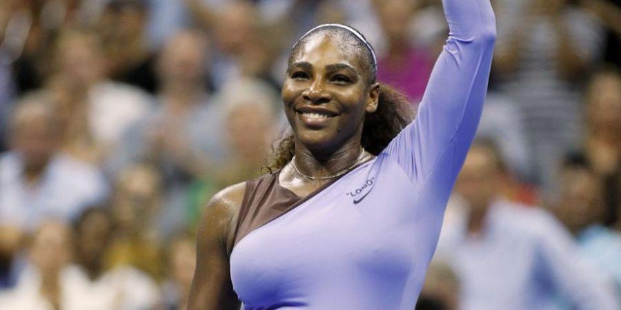 Dalam Tempo 43 Menit, Serena Williams Maju ke Final Auckland Open 2020