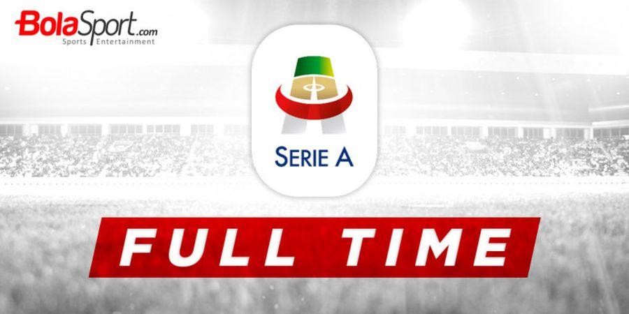 Hasil Lengkap Liga Italia -  Parade Gol Pemain Baru di Pekan Ke-4