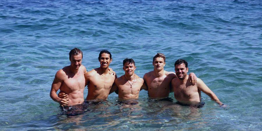 Tim Prema Nyebur ke Laut Seusai Sean Gelael Raih Podium di Monako