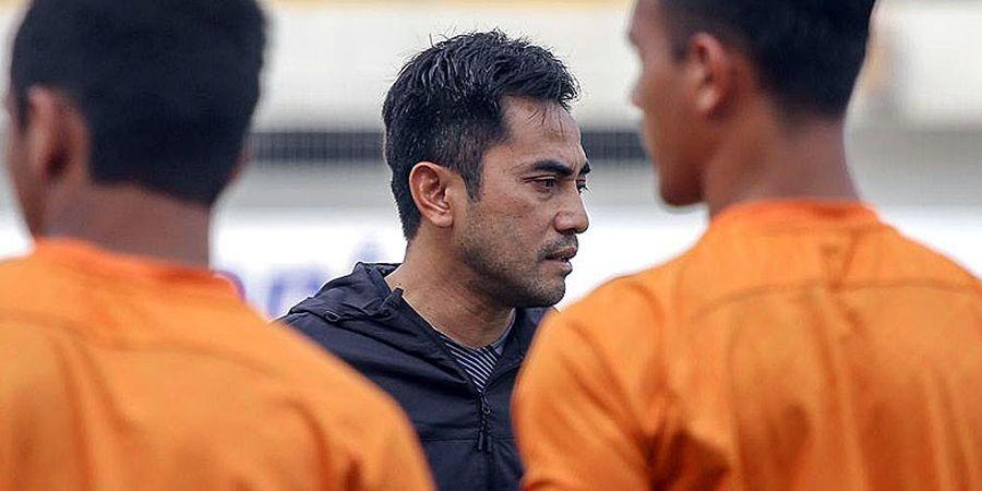 Seto Ungkap Pendapatnya Jelang Laga PSS Vs Persipura Jayapura