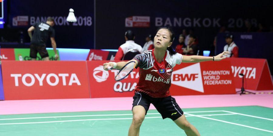 Fitriani Ungkap Kunci Kemenangannya pada Perempat Final Thailand Masters 2019