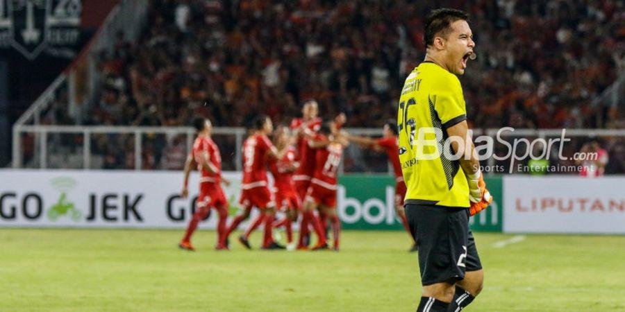 Persija Vs Mitra Kukar, Pesan Andritany agar Macan Kemayoran Bisa Juara Liga 1 2018
