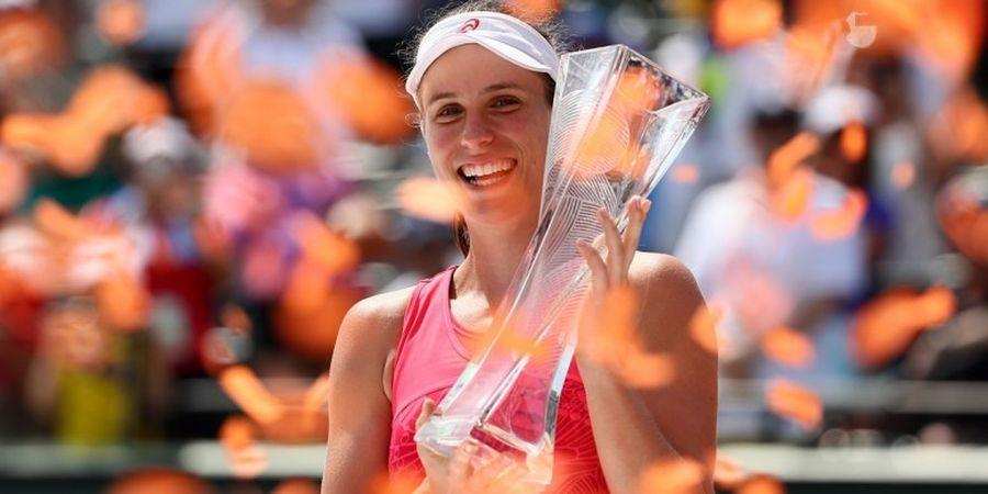 Juarai Miami Terbuka, Johanna Konta Bidik Peringkat Kesatu Dunia