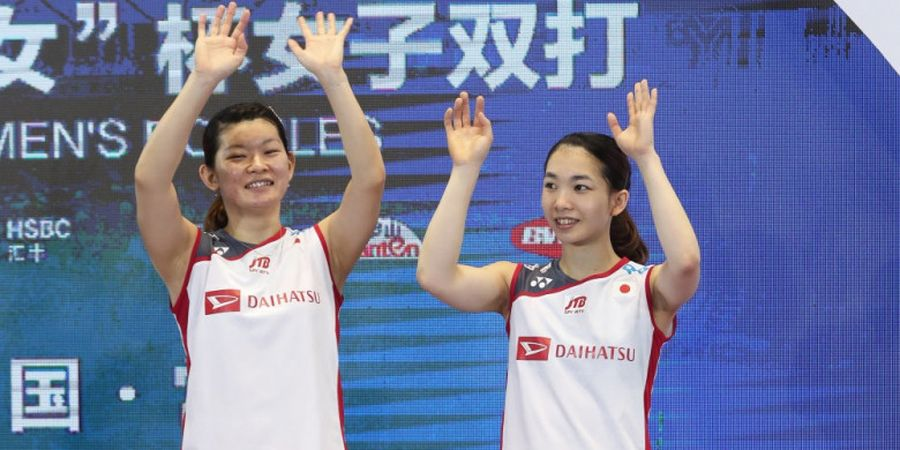 Link Live Streaming BWF World Tour Finals 2018 - Live TVRI, Jepang Dominasi Slot Semifinal