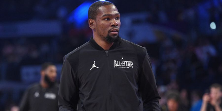 Kevin Durant Umumkan Akan Tampil Melawan Milwaukee Bucks