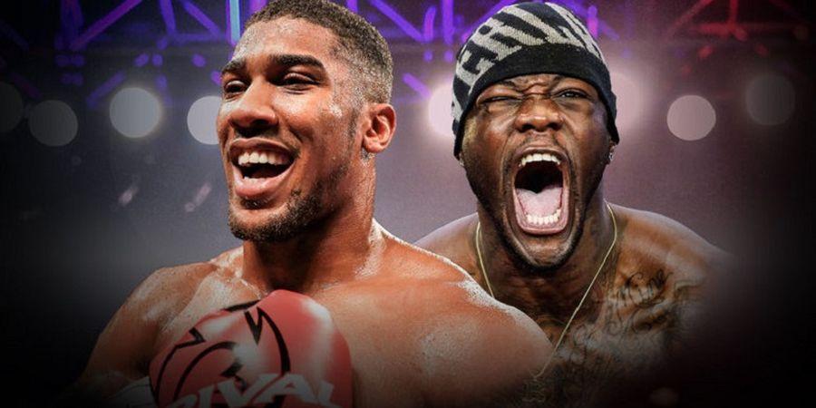 Dapat Sabuk WBO, Anthony Joshua Akan Bertarung dengan Deontay Wilder