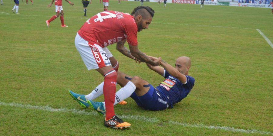 PSIS Semarang Vs Bali United - 2 Pemandangan Ini Tunjukkan Rival Tak Harus Selalu Bermusuhan
