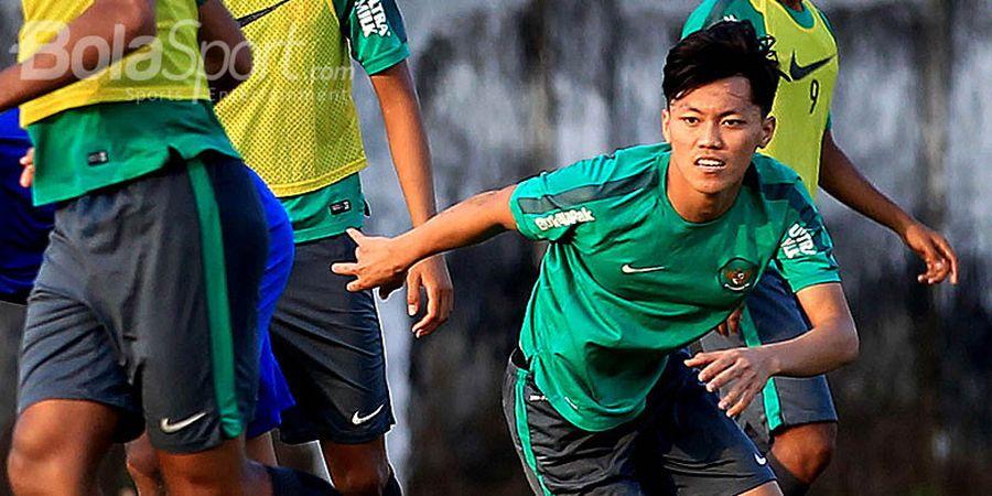 Seusai Timnas U-22 Indonesia vs Brunei, Indra Sjafri Enggan Komentari Feby Eka