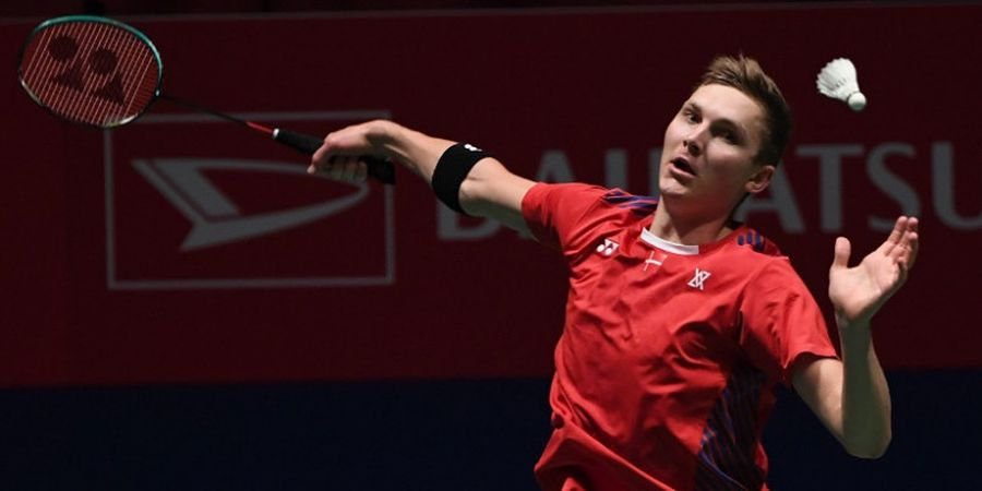 Viktor Axelsen, antara Asma, All England, dan India Open 2019