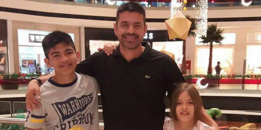 Jadi Pelatih di Paraguay, Lorenzo Cabanas Punya Janji dan Harapan untuk Persib