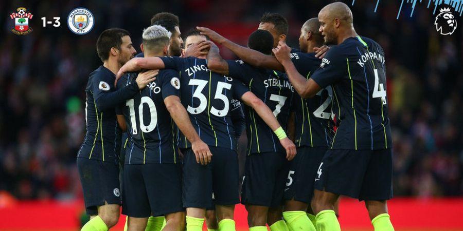 Manchester City Vs Liverpool - Takkan Jadi Ulangan Laga Musim Lalu