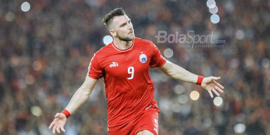 Marko Simic Masuk Daftar Lima Besar Pemain Paling Menonjol di Piala AFC