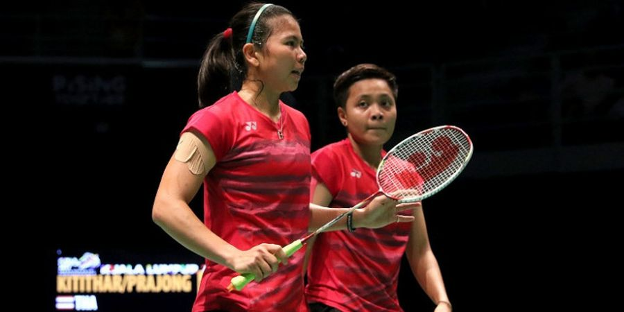 French Open 2017 -  Greysia Polii dan Apriyani Rahayu Bahagia Luar Biasa setelah Kantongi Tiket Semifinal