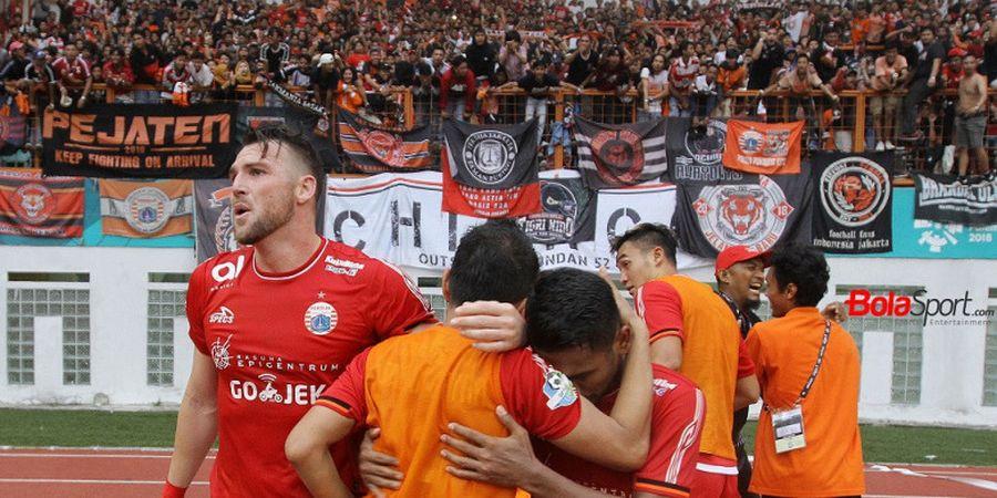 Pelatih Persija Ingin Rayakan Gelar Liga 1 2018 di SUGBK