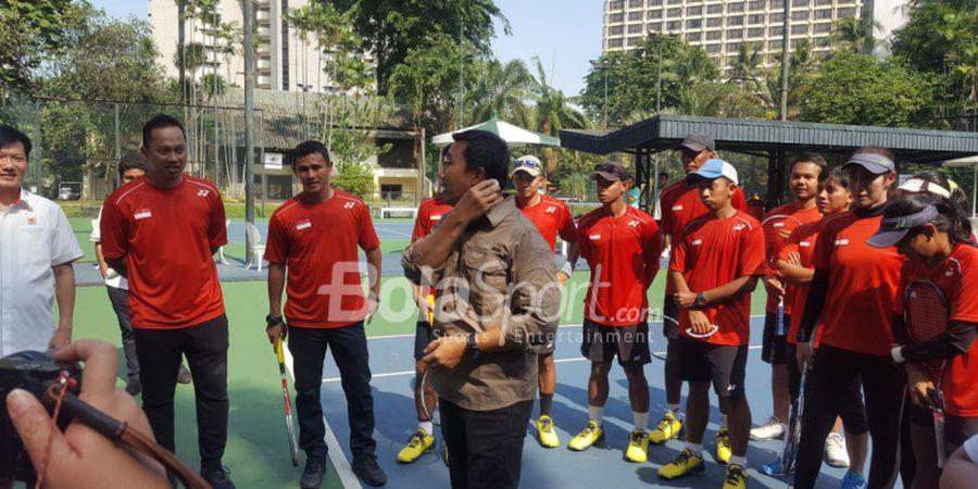 Korea Selatan Jadi Tempat Tim Pelatnas Soft Tenis Indonesia untuk Asah Kemampuan