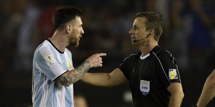 Sindiran Vidal untuk FIFA yang Cabut Sanksi Messi