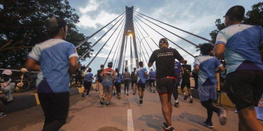 Jumlah Pendaftar Membeludak, Bikin Panitia BP Batam Barelang Marathon 2018 Tambah Slot Peserta