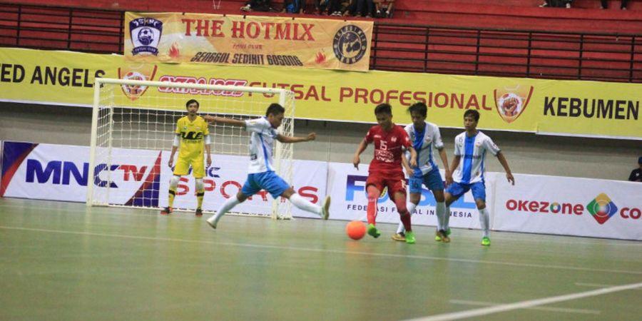 Pro Futsal League 2018 - Petik Kemenangan, DYVY SFC Planet Jauhi Zona Degradasi